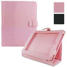 For Apple iPad (1st Gen) PU Leather Folding Folio Case Cover with Stand