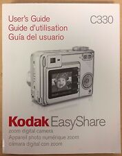 Kodak Easyshare Digital Camera Manual/User's Guide