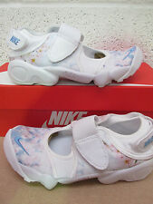 nike womens air rift print running trainers 807398 101 sneakers shoes