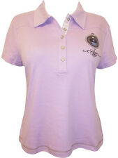 NEW KALEIDOSCOPE LADIES LILAC POLO TOP.SIZES 14**16**18