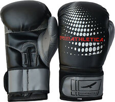 ProAthletica Boxing Sparring Gloves Punch Bag Training MMA Mitts