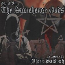 Hail to the Stonehenge Gods: Tribute to Black Sabbath Various Artists NEW/SEALED