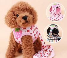 Pet Control Harness Dog Puppy Cat Protective Cotton Walking Collar Strap Vest