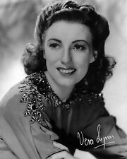 Dame Vera Lynn - The Forces Sweetheart - Signed Autograph REPRINT