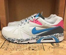 NIKE AIR MAX STRUCTURE TRIAX 91 GREY PINK BLUE 318088-042 L