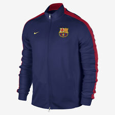NIKE FC BARCELONA AUTHENTIC N98 TRACK JACKET Loyal Blue.