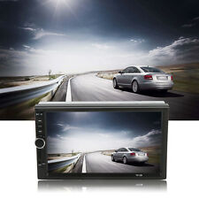 New Car 7 Inch Screen TF Card Doule Din Bluetooth DVD Player Audio Player lot DP