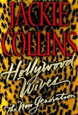 Hollywood Wives by Jackie Collins (2001, Hardcover)-NEW!!!