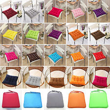 Indoor Outdoor Dining Garden Patio Pad Home Office Chair Seat Cushions Mat Decor