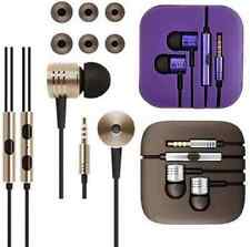 For iPhone Xiaomi Stereo 3.5mm Piston In-Ear Earphone Headphone Remote WITH Mic
