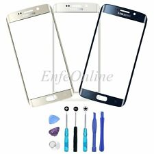 Samsung Galaxy S6 Edge Front Outer Screen Lens Curved Glass Replacement Tool