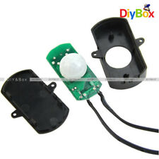 DC 5-24V 5A Infrared PIR Motion Sensor Security Light Control Switch + Connector