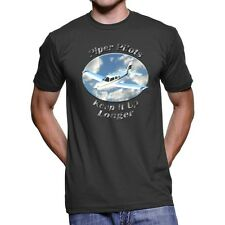 Piper Arrow Piper Pilots Men`s Dark T-Shirt