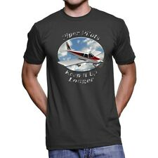 Piper Cherokee 140 Piper Pilots Men`s Dark T-Shirt