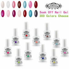 8ML Soak Off Gel Color UV Gel Nail Polish Nail Art Starter DIY Varnish Manicure