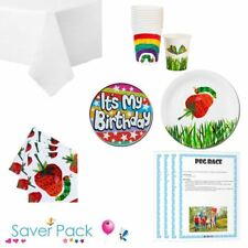 The Hungry Caterpillar Party Tableware Saver Pack