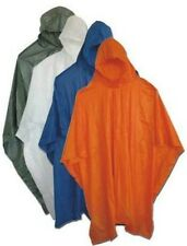 RAIN PONCHO - ASSORTED COLORS - SHIPS FREE