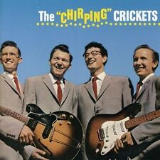 """The """"Chirping"""" Crickets by Buddy Holly/Buddy Holly & the Crickets..."""