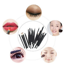Cosmetic Makeup Brush Kit  Eyeshadow Eyeliner 15 Colors Concealer Lipstick H5