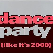 Dance Party (Like It's 2000) by Various Artists (CD, Nov-1999, Robbins, USA)