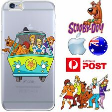 Case Cover Silicone Scooby Doo Mysteries Daphney Fred Shaggy Velma FreshPrint