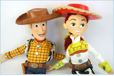 Toy Story PVC Action Figures Woody Jessie Talking Kid Toy Doll