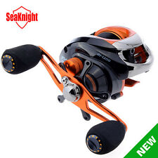 Super Light Anti-Corrosive 14BB Fresh/Salt Water Baitcasting Lure Fishing Reel