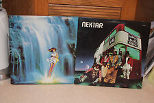 2 Nektar Lps  Down to Earth   Magic is a Child