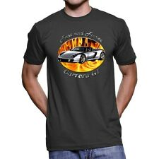 Porsche Carrera GT Fast And Fierce Men's T-Shirt