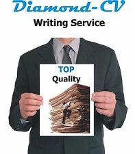 CV, Resume, Cover Letter, Admissions Essay Writing & Proofreading Service