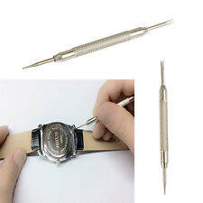 Spring Bar Tool Watch Band Strap Double Link Pin Removal Watchmaker Repair Tool