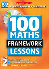 100 New Maths Framework Lessons for Year 2-9780439945479-F051