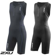 2XU Active Youth Boys Girls Trisuit (Unisex) Triathlon Suit CT3106d RRP$150