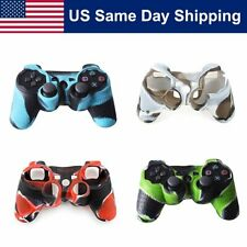 Silicone Grip Skin Cover Rubber Protective Case for Sony PS3&Xbox 360 Controller