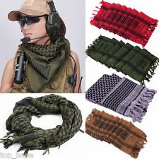 Lightweight Military Arab Tactical Desert Army Shemagh KeffIyeh Scarf Fashion