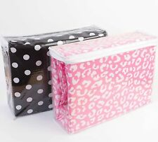 Victoria's Secret PINK Sheet Set: Twin XL in Polka Dot or Pink Animal NEW