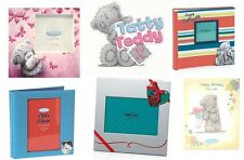 NEW Me to You Bear Photo Frame Album Tatty Teddy Butterflies Sketchbook Heart