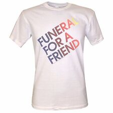 Funeral For A Friend Officially Licensed T Shirt  - Size S, M, L
