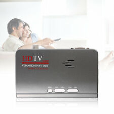 HD 1080P With VGA/ Without VGA Version DVB-T2 TV Box Receiver Remote Control VE