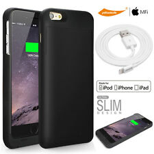 iPhone 7 Plus Battery Case Slim Extended 120% Extra Battery[Apple MFi Certified]