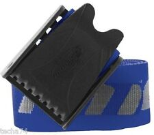Mirage Scuba Diving Weight Belt Webbing with Plastic Buckle in Blue or Yellow