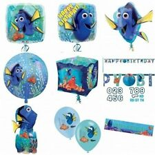 Disney Finding Dory Party (Balloons Decorations Party Favours) Choose from List