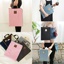 Briefcase Document Holder Organizer File Laptop Notebook Useful Tote HandBag p9