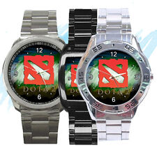 NEW Wrist Watch Stainless DOTA 2 The Defense Multiplayer Game Ancients