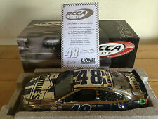 Jimmie Johnson 2013 Lowes/Nascar Salutes Color Chrome Elite Nascar diecast