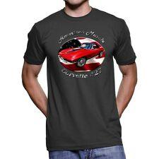 Chevy Corvette 427 American Muscle Men`s Dark T-Shirt