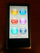 Apple iPod nano 7th Generation Slate (16GB) (Latest Model)