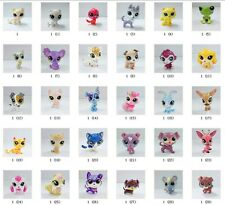 New Arrival LPS Littlest Pet Shop Dog Cat Cute animals Hasbro LPS Xmas Gift Toy