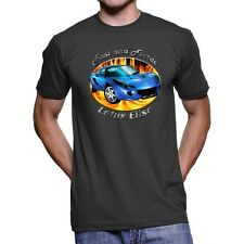 Lotus Elise SC Fast And Fierce Men`s Dark T-Shirt