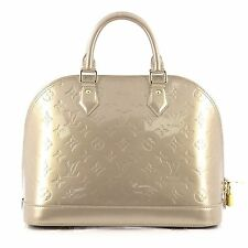 Louis Vuitton Alma Handbag Monogram Vernis PM
